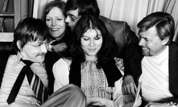Hedda Gabler, Leseprobe mit Rainer Werner Fassbinder, Karl-Heinz Böhm, Margit Carstensen, Kurt Raab, 1973