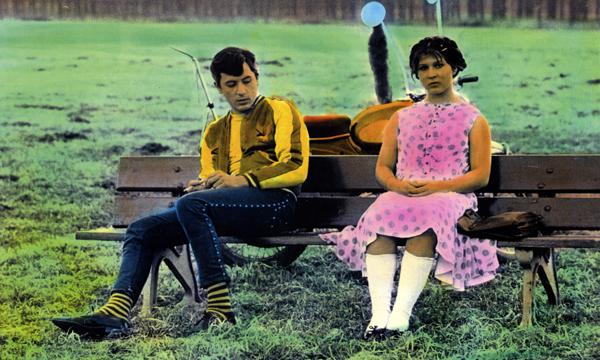 Harry Baer und Eva Mattes in Wildwechsel, 1973