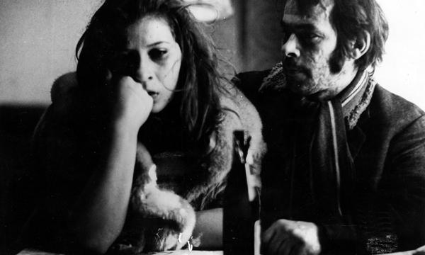 Eva Mattes, Bruno S. in Stroszek, 1977