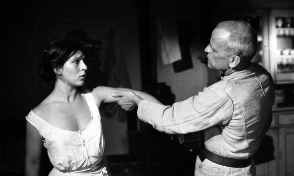 Klaus Kinski, Eva Mattes in Woyzeck, 1979