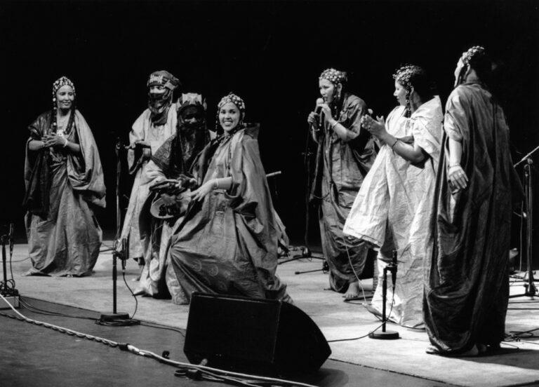 Mountan Tale: Moscow Art Trio und Hun-Huur Tu