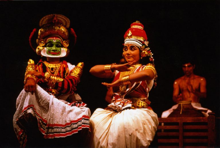 Kuttiyatam Ensemble Margi aus Trivandrum, 2001