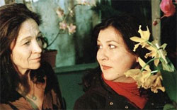 Tanja Seibt, Eva Mattes in Der Name der Orchidee, 2005