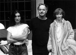 Verlorene Zeit, 1987; Peter Zadek, Eva Mattes, lse Ritter (Dt. Schauspielhaus Hamburg)