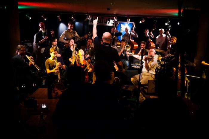 BerlinImprovisers-Orchestra © by Norbert Artner 2011