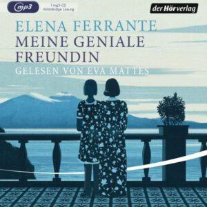 """""""Meine geniale Freundin"""" von Elena Ferrante"""