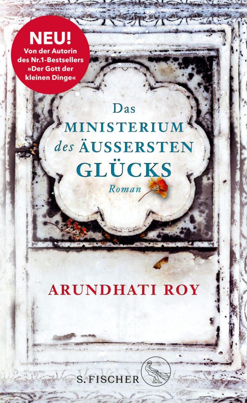 """""""Das Ministerium des äußersten Glücks"""" Lesung mit Arundhati Roy & Eva Mattes"""
